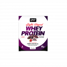 QNT Light Digest Whey Protein Cuberdon 40gr