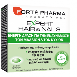 FORTE PHARMA EXPERT HAIR&NAILS 28TABS