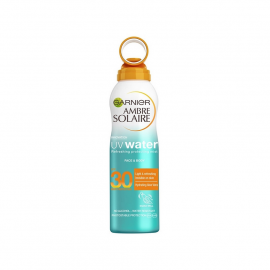 Garnier Ambre Solaire Uv Water SPF30 Refreshing Protecting Mist 200ml