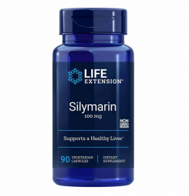 Life Extension Silymarin 100Mg 90Caps