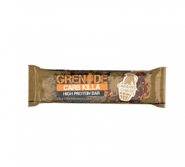 Grenade Carb Killa High Protein Bar Caramel Chaos 60gr