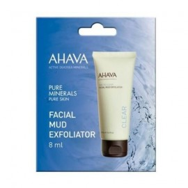 Ahava Facial Mud Exfoliator 8ml