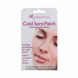 Vican Carnation Cold Sore Patch 10τμχ