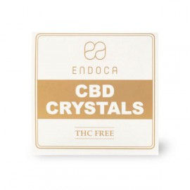 Endoca crystals 99% CBD 0,5gr