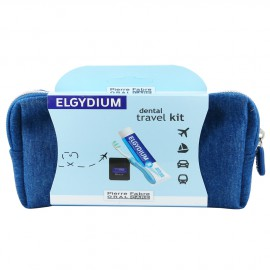 ELGYDIUM Dental Travel Kit Blue 1τμχ