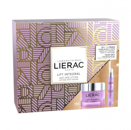 Lierac Set Lift Integral Sculpting Lift Cream 50ml + Lierac Lift Integral Eye Lift Serum Eyes and Lids 15ml
