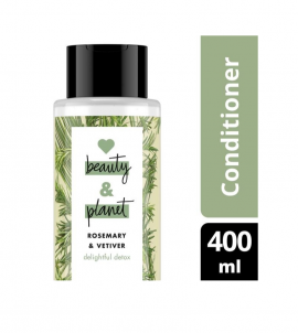 Love Beauty And Planet Contitioner Rosemary & Vetiver 400ml