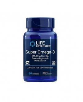 Life Extension Super Omega 3 60caps