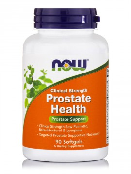Now Foods Prostate Health 90 Softgels