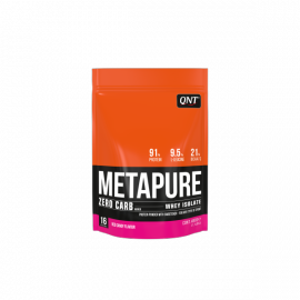 QNT Metapure Zero Carb Whey Isolate Protein Red Candy 30gr