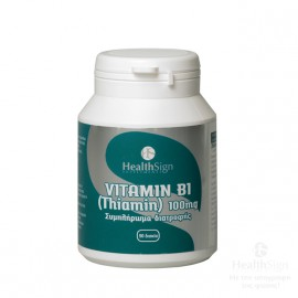 Health Sign Vitamin B1 Thiamin 100mg 90tabs