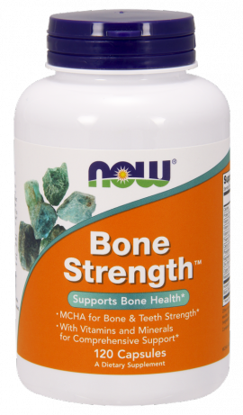 Now Foods Bone Strength 120caps