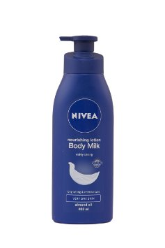 NIVEA Body Nourishing Milk 400ml