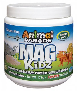NATURES PLUS Animal Parade MagKidz Powder Natural Cherry 144gr