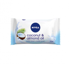 NIVEA Κρεμοσάπουνο Coconut & Almond Oil 90gr FLOW_PACK