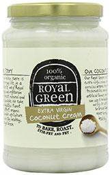 AM HEALTH ROYAL GREEN COCONUT EXTRA VIRGIN CREAM 1400ML