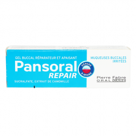 PANSORAL REPAIR GEL 15ml