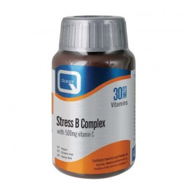 Quest Stress B Complex 500mg 30tabs