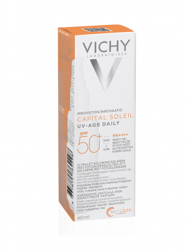 Vichy Capital Soleil UV-Age Daily SPF50+ Water Fluid 50ml