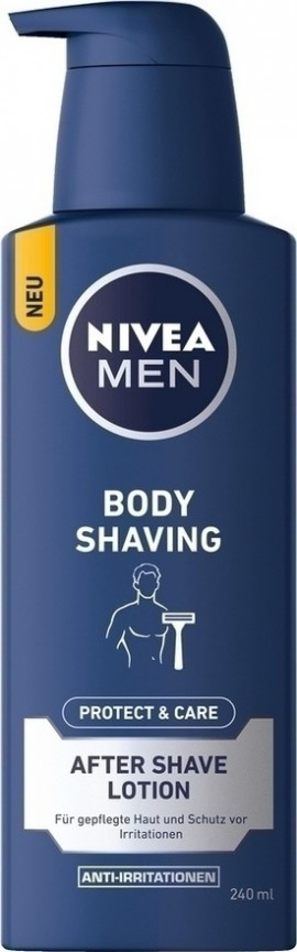 NIVEA MEN Protect & Care After Shave για Ξύρισμα Σώματος 240ml