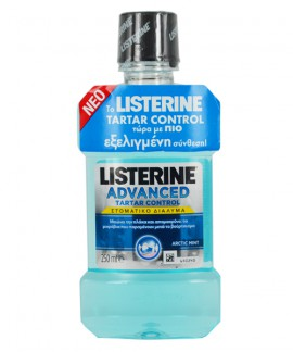 Listerine Advanced Tartar Control 250ml