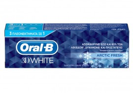 Oral-B 3D White Arctic Fresh 75ml