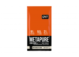 QNT Metapure Zero Carb Whey Isolate Protein White Chocolate 30gr