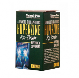 Natures Plus Huperzine RX Brain 30tabs