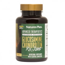 Natures Plus GLUCOSAMINE/CHON/RX JOINT TAB 60