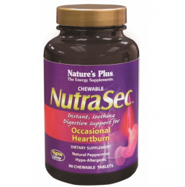 Natures Plus Nutrasec 90 chewable tabs