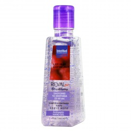 Intermed Reval Plus Blackberry Antiseptic Hand Gel 100ml