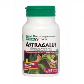 Natures Plus ASTRAGALUS, 60VCAPS
