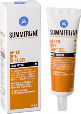 MEDISEI Summerline After Bite Soft Gel fast action 30ml