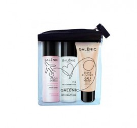 Galenic Set Pur Eau Micellaire Douceur 40ml & Aqua Infini Lotion 40ml & Teint Lumiere DD 15ml