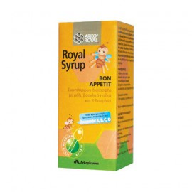 Arkopharma Royal Syrup Bon Appetit 150ml