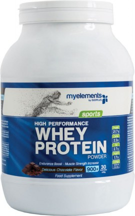 My Elements High Performance Whey Protein Delicious Chocolate 900gr