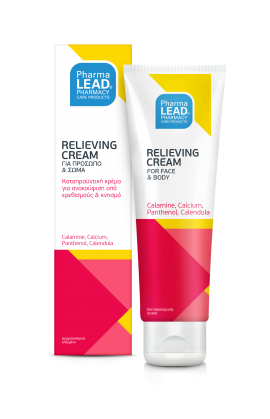 PharmaLead Relieving Cream 100ml