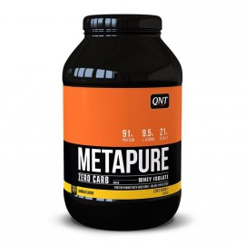QNT Metapure Zero Carb Whey Isolate Protein Powder Banana 908kg