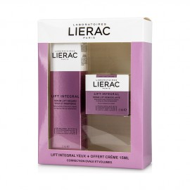 Lierac Lift Integral Serum Lift Serum Recard 15ml + Δώρο Lift Integral Creme Lift Remodelante 15ml