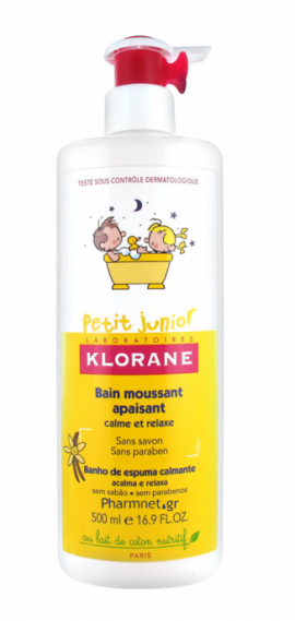 KLORANE Petit Junior Bain Moussant 500ml
