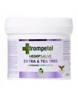 Trompetol Hemp Salve Extra & Tea tree 300ml