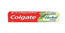 Colgate Herbal White With Lemon Oil Toothpaste 75ml
