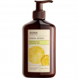 Ahava Mineral Botanic Body Lotion – Pineapple & Peach  400ml