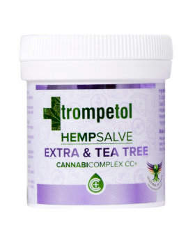 Trompetol Hemp Salve Extra & Tea tree 100ml