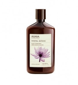 Ahava LOTUS CREAM WASH 500ml
