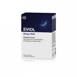 Eviol Sleep Well 60 Soft Caps