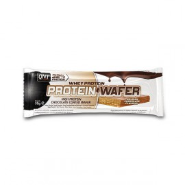 QNT 32% Protein Wafer Bar Belgian Chocolate 35gr