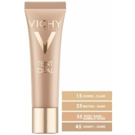 VICHY Teint Ideal Illuminating Foundation Honey 45 Cream 30ml