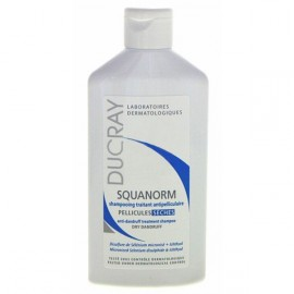 DUCRAY SHAMPOOING SQUANORM ΞΗΡΗ ΠΙΤΥΡΙΔΑ 200ml