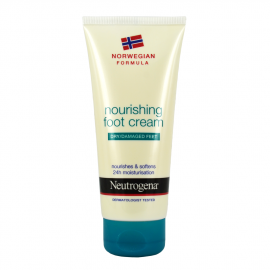 Neutrogena Nourishing Foot Cream Dry Skin 100ml